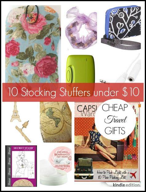 cute stocking stuffers cheap travel gifts 10 stocking stuffers under 10