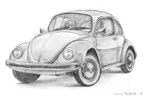 punch buggy car drawing beetle car by nettosanne on deviantart