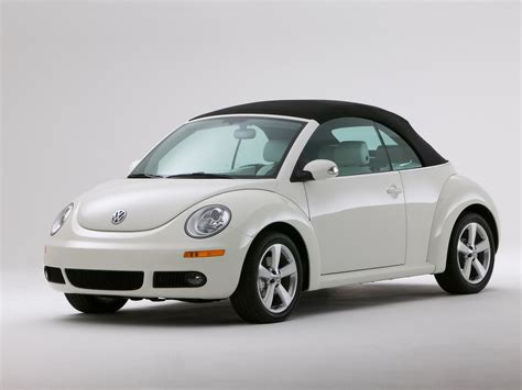 white volkswagen convertible volkswagen new beetle convertible triple white picture