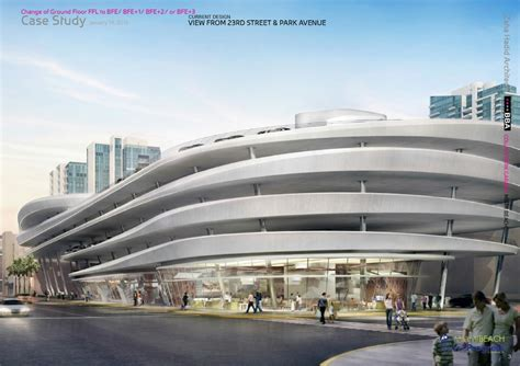 zaha hadid s south parking garage is expensive
