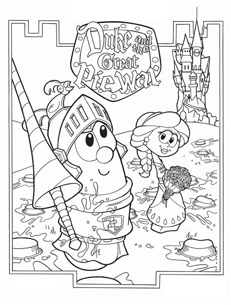 coloring pages veggie tales 1000 images about community on