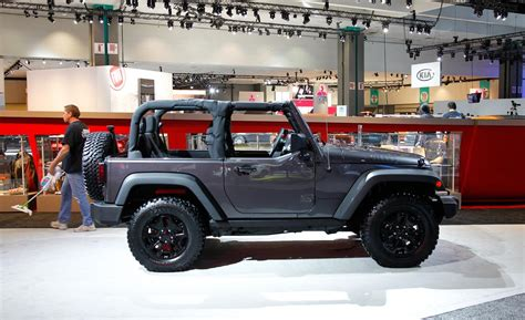 jeep willys 2014 car and driver