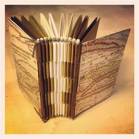 Handmade Book Binding - 988 best bookbinding tutorials images on