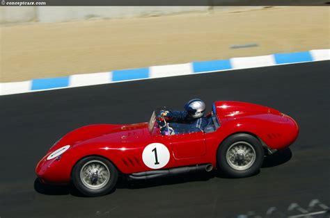 maserati 250s 1956 maserati 150 250s conceptcarz com