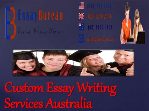 Custom Essay Writing Australia by Custom Essay Writing Services Australia