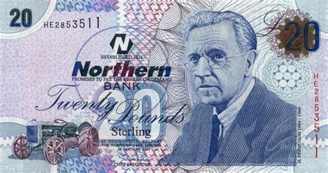 northern bank northern bank 20 pounds series 2005 2006 exchange