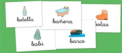 imagenes que empiecen con la letra b para recortar bits de im 225 genes para vocabulario letra b escuela en la