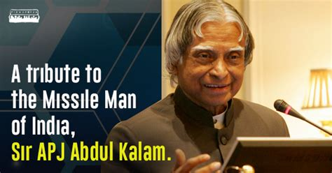Missile Abdul Kalam Essay by Dr Apj Abdul Kalam The Missile And His Scientific Journey