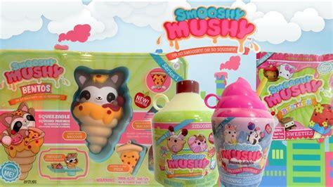 squishy mushy smooshy mushy collectible squishies unboxing