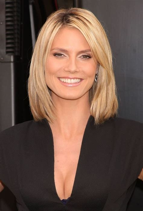 Shoulder Length Hairstyles With Long Layers Medium Length