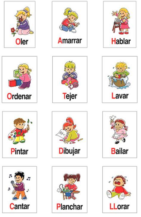 imagenes en ingles vervos loter 237 a de verbos diario educaci 243 n