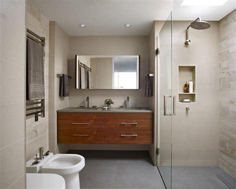 reset  routine   functional modern bathroom