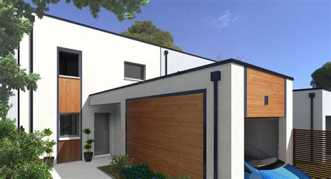 Garage Design Plans by Votre Maison Design Aurys De 90 M 178 Habitables 224 Toit