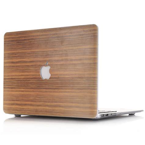 wood pattern laptop case wood pattern hard cover case for laptop pro 13 retina