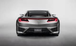 Honda Acura Cars 2015 Honda Acura Nsx