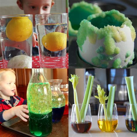Lava Lamp Experiment With Salt by Science Fair Project Ideas Tinkerlab