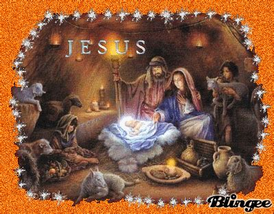 nativity scene picture 118718900 blingee com
