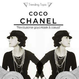 Chanel Destroy Black Celana Wanita Celana Panjang Celana Pend deadseventies designer based with style in black and white coco chanel