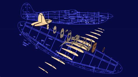 Plans To Build rc model plan mw3201 supermarine spitfire ix youtube