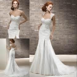 wedding dress patterns charm fashion 2015 fabulous appliqued sweetheart cap sleeve wedding dress pattern in wedding