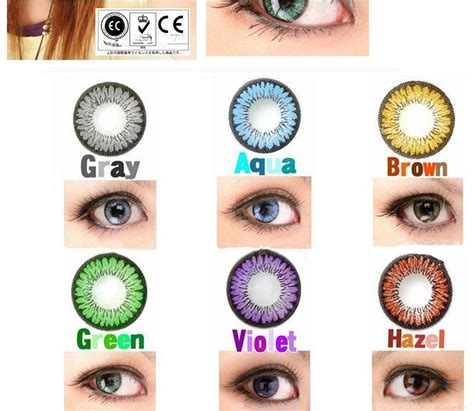 plano colored contacts wholesale soft fresh cheap color contact lens plano