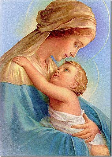 imagenes de dios maria y jesus que es la navidad 3