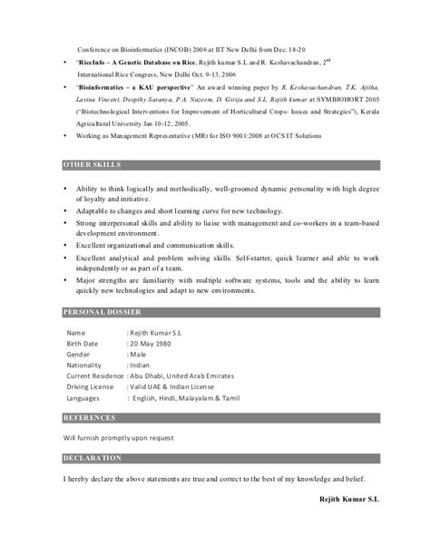 bioinformatics cover letter bioinformatics resume resume ideas
