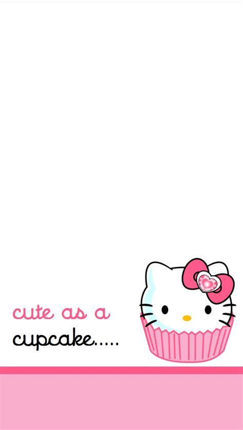 hello kitty cupcake wallpaper sophie s wallies