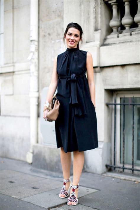 maneras de usar  vestido negro este verano cut