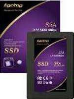 Apotop Ssd 256gb apotop s3a 256gb sata iii ssd buy best price in uae dubai abu dhabi sharjah