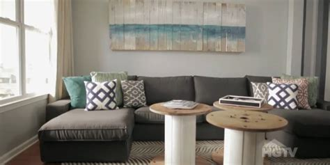 Living Room Makeover Ideas Turns Out You Can Do A Living Room Makeover For 500 Huffpost