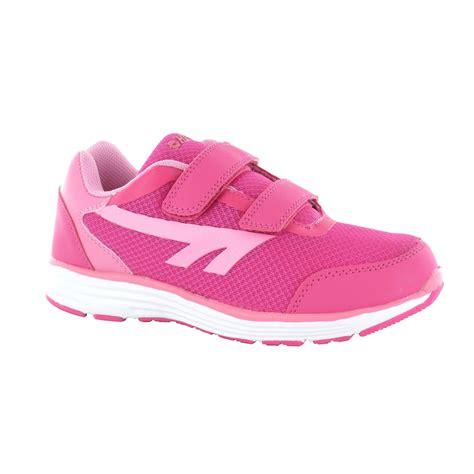 velcro athletic shoes hi tec pajo ez velcro running shoes