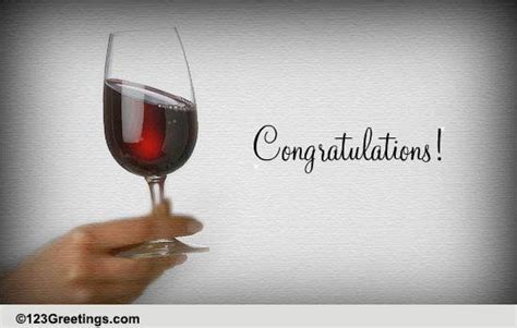 Congratulations. Cheers! Free New Home eCards, Greeting