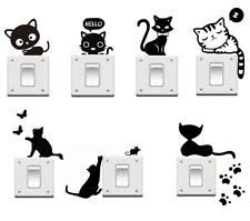Tokomonster And The Beast Light Switch Wall Decal Sticker cat wall stickers ebay