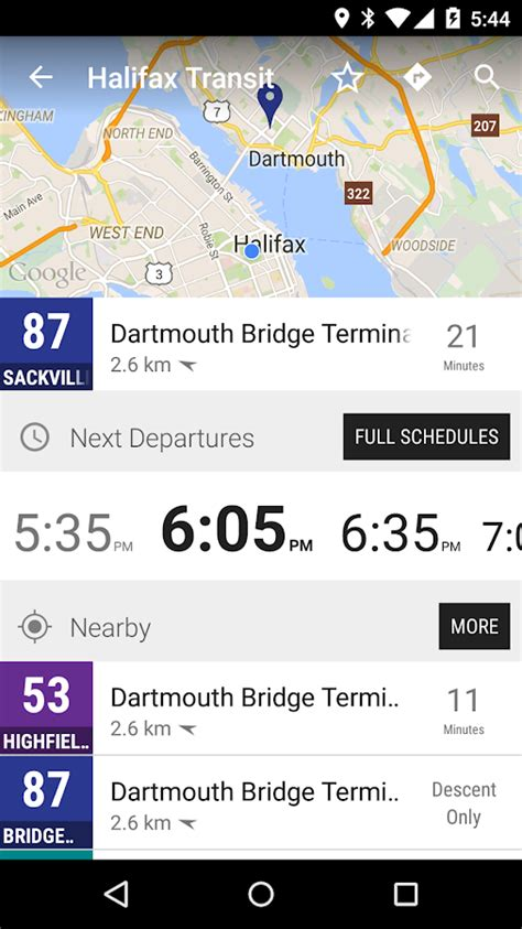 Consina Transit By Arw Adventure halifax transit montransit android apps on play