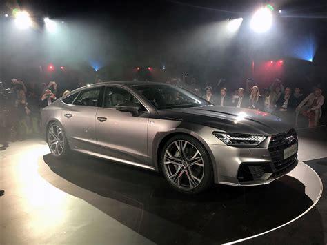 2019 Audi A7 Frankfurt Auto Show by 2019 Audi A7 Preview