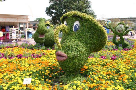 Epcot Flower And Garden Garden Ftempo Epcot International Flower And Garden Festival