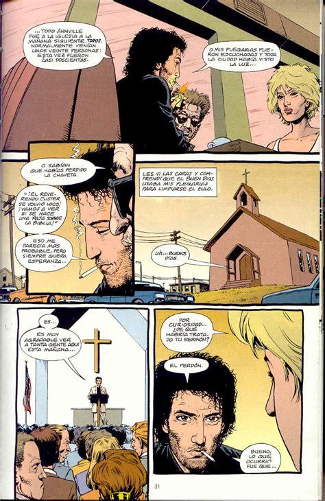 predicador 1 rumbo a predicador preacher comic 1 rumbo a texas