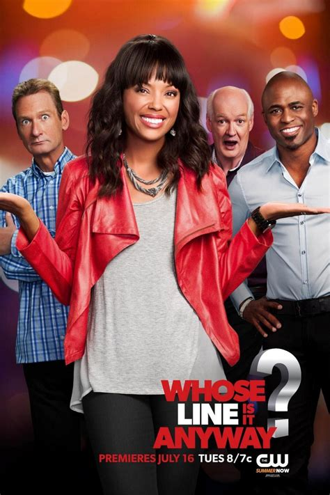 filme schauen whose line is it anyway whose line is it anyway staffel 1 poster fe