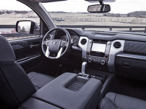 Tundra Platinum Interior by 2014 Toyota Tundra Crewmax Platinum Package