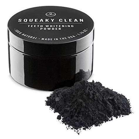 ideas  activated charcoal teeth whitening