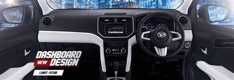 Airbag Penumpang Teriosrush perbedaan toyota dan daihatsu terios 2018 otojourney info harga promo kredit mobil