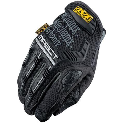 M Pact Mechanix mechanix wear m pact gloves black grey black 1st