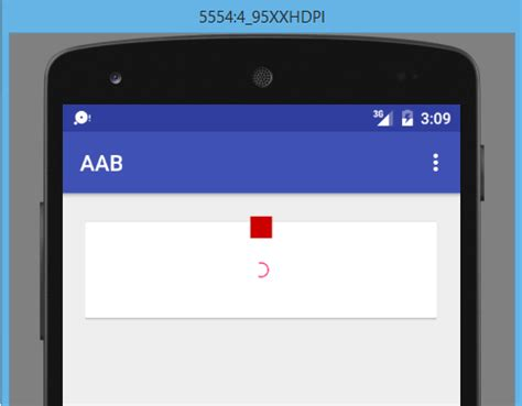 layout meaning in android android put cardview top of parent cardview in