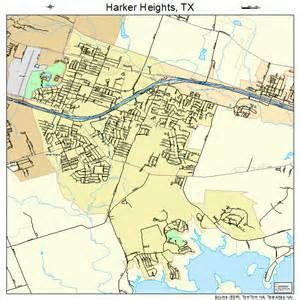 harker heights map 4832312