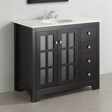 s bathroom design: fancy bathroom vanities lowes design darkwood material white marble