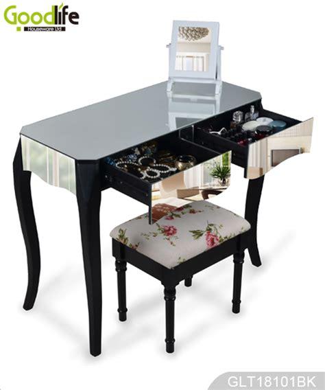 solid wood bedroom vanity solid wood furniture bedroom mirrored vanity dressing table