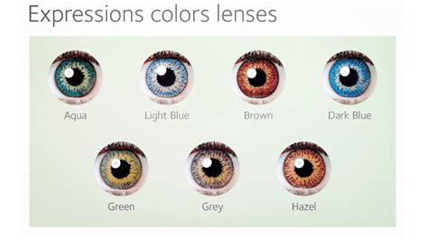 expression color contacts send me contacts coopervision expressions