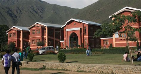 Mba In Islamic Kashmir by Iust Suspends 4 Mba Students For Alleged Spray Attack