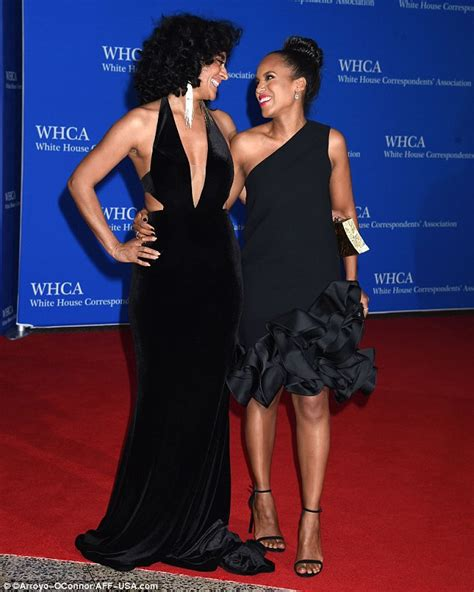 tracee ellis ross and husband kerry washington quashes divorce rumors with husband